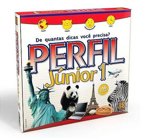 Jogo Perfil Júnior 1 - Grow