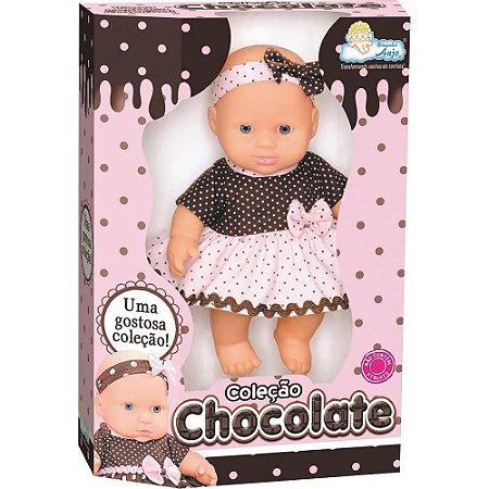 Boneca Chocolate Coleção 929 Anjo
