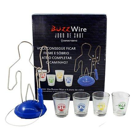 Jogo Zona Criativa - Buzz Wire