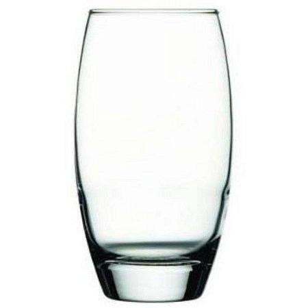 Jogo De 6 Copos Altos Barrel Em Vidro 500MLTransparente - Full Fit