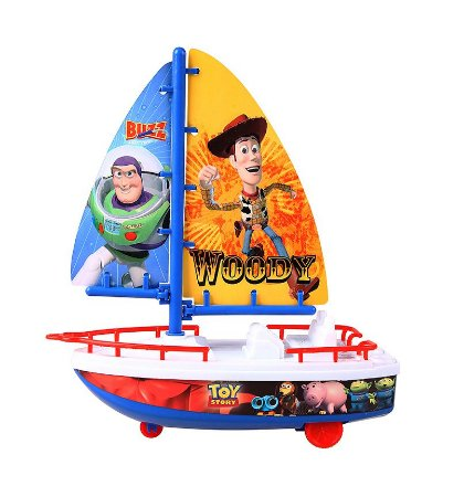 Barco a Corda Toy Story Etitoys