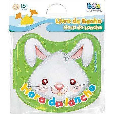 Livro De Banho Hora Do Lanche- Toyster