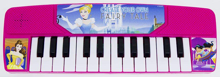 Piano Princesas Etitoys