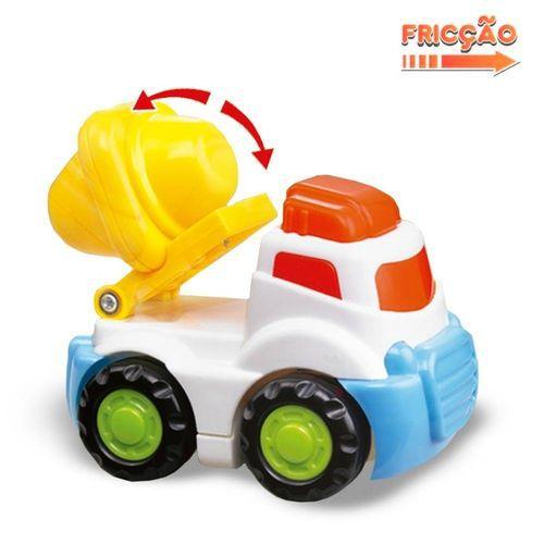 Carrinho Fricção Mini Truck ZP00121 - Zoop Toys