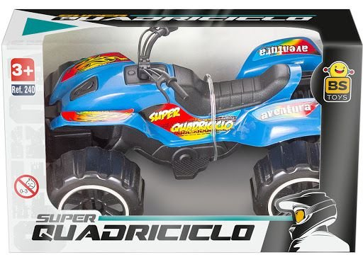 Super Quadriciclo -Bs Toys