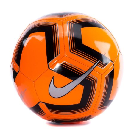 Bola Nike Pitch Training  Campo Laranja/Preto