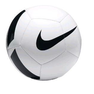 Bola Nike Pitch Team Campo Branca