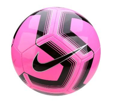 Bola Nike Campo Pitch Train Pink