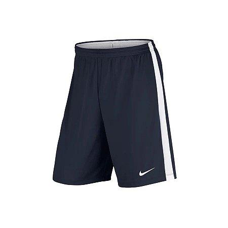 Short Nike Dry Azul Marinho Masculino