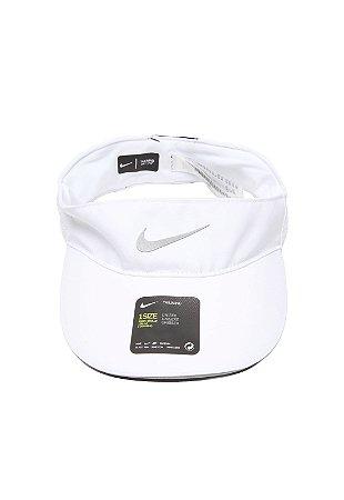 Viseira Nike Dri-Fit Branco Unissex
