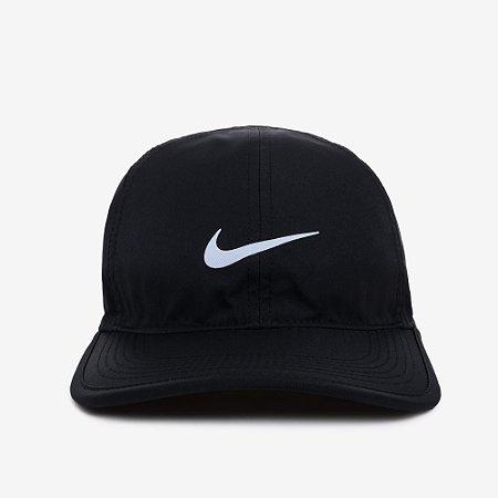 Boné Nike Aba Curva Preto Unissex
