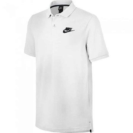 Camisa Polo Nike Masculina - Branca
