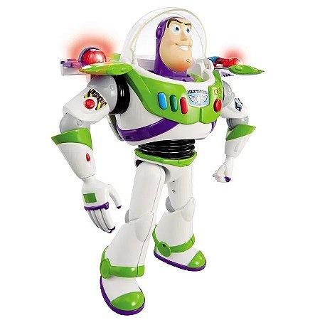 Toy Story 3  - Buzz Lightyear Guerreiro Espacial - Mattel