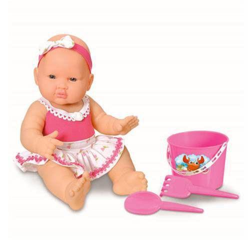 Boneca Baby Praia - Anjo