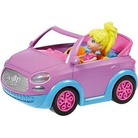 Polly Pocket Melhor Carro de Todos Mattel