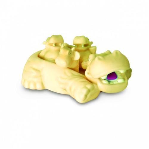 Bichinhos de Banho - Hipopótamo - Anjo Brinquedos 674