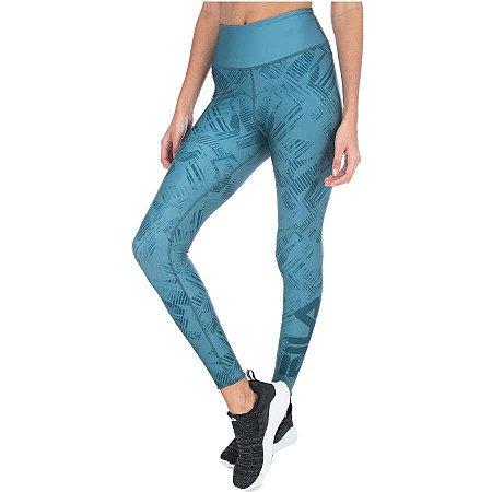 Calça Legging Fila com Proteção Solar UV Feminina