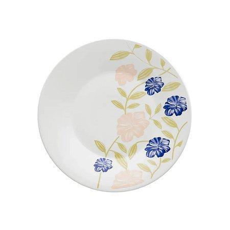 Prato Oxford Sobremesa 19cm Azul Perfeito M0691663