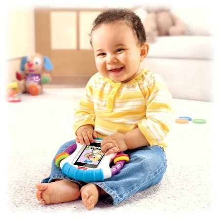 Suporte Protetor para iPhone E iPod Fisher-Price Mattel