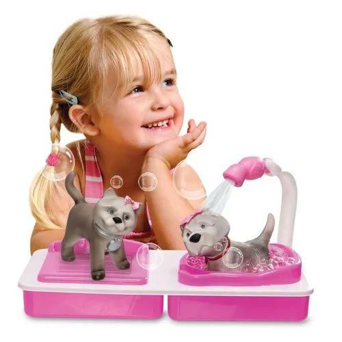 Meu Pet Shop Gato 980 - Anjo Brinquedos
