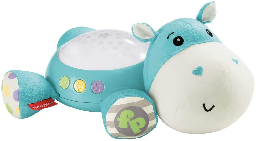 Projetor Hipopótamo Fisher-Price Mattel