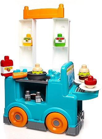 Meu Primeiro Food Truck Mega Bloks Mattel