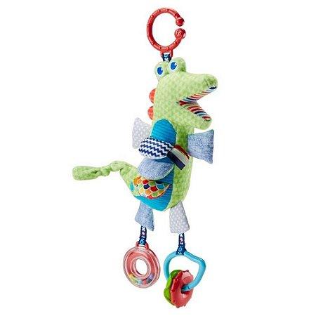 Jacaré de Atividades Fisher Price Mattel