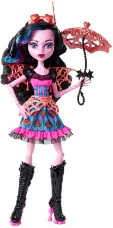 Boneca Monster High Fusion Dracubecca Mattel