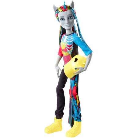 Boneca Monster High Fusion Neighthan Mattel
