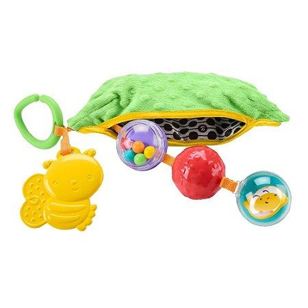 Chocalho de Ervilhas Divertidas Fisher Price - Mattel