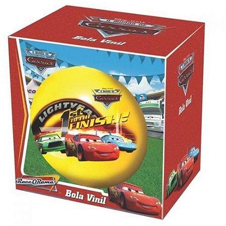 Bola Vinil Cars Disney 578 - Lider