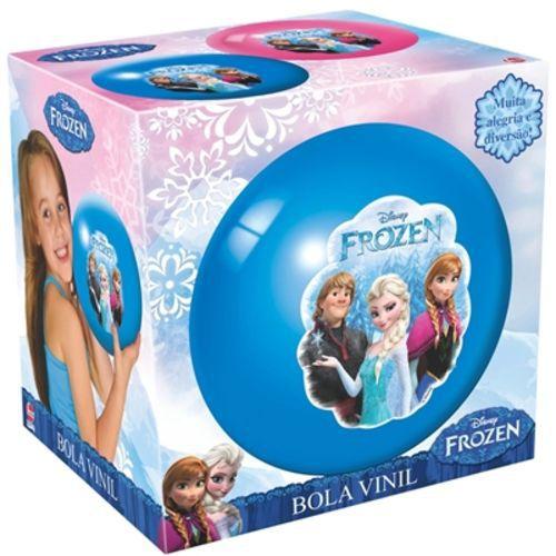 Bola de Vinil Frozen 2283 - Líder