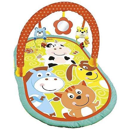 Tapete De Atividades Baby Animais Buba - Infantil
