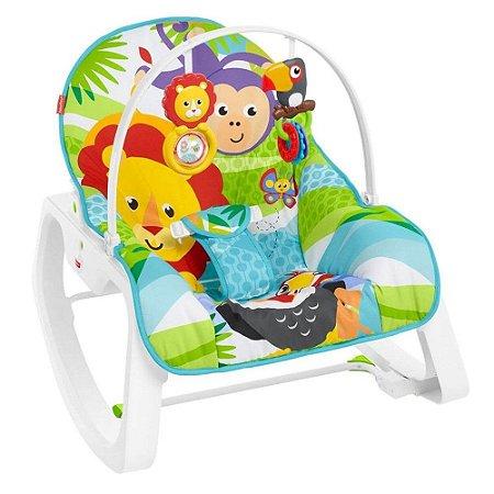 Cadeirinha Infância Fisher Price - Mattel