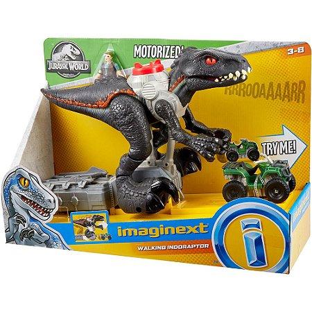 Imaginext Jurassic World Indoraptor - Mattel