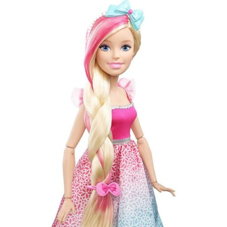 Boneca Barbie Minha Grande Princesa - Mattel