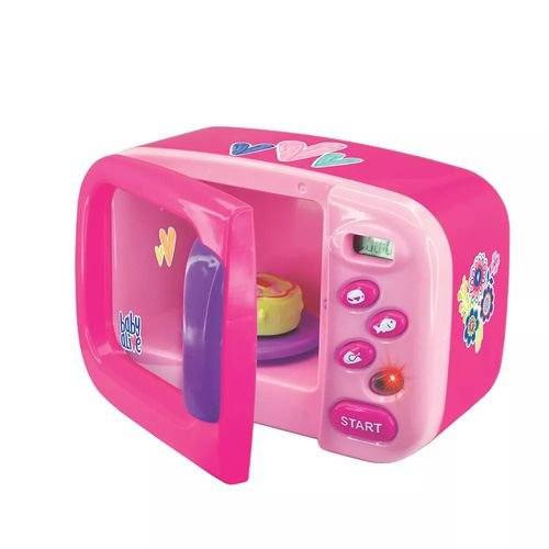 Microondas Baby Alive - Lider