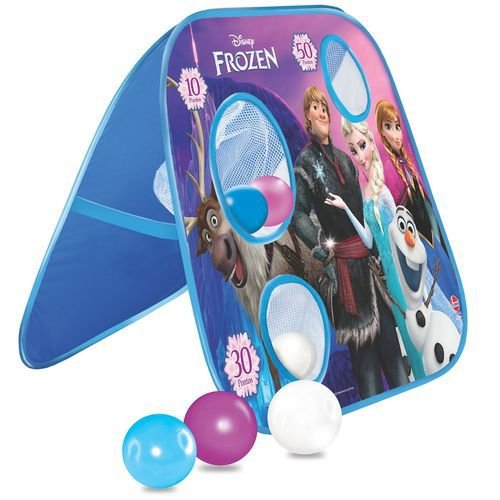 Jogo Acerte Os Alvos Play Ball Disney Frozen - Lider