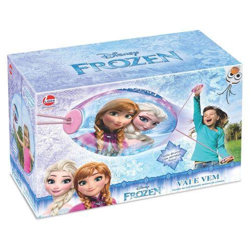 Jogo Vai e Vem Frozen Disney - Líder