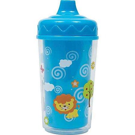 Copinho 230ml Fun Azul Buba - Infantil