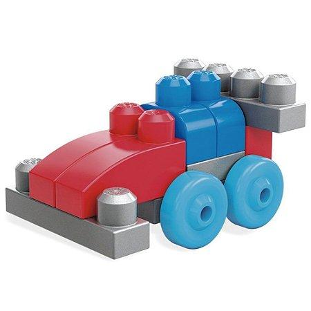 Brinquedo Mega Bloks Sacola Veículos - Mattel