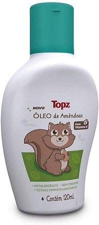 Óleo de Amêndoas 120ml Topz Baby