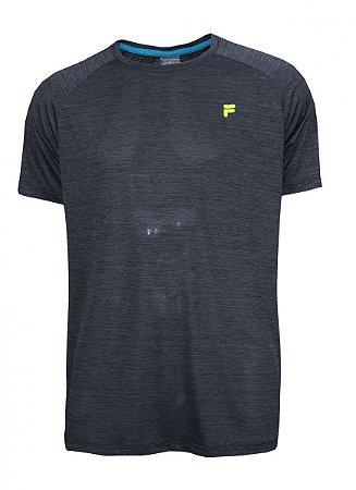Camiseta Fila Poliester Match Masculina