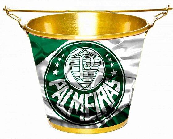 Balde P/ Gelo Palmeiras - Bandeira – Glob Import