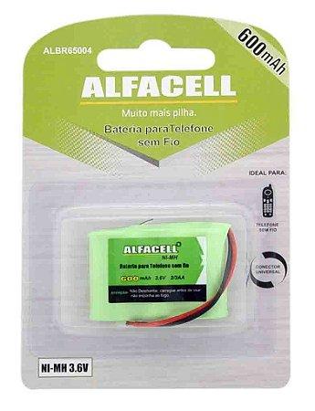 Bateria Alfacell P/Telefone S/Fio  - Imporiente