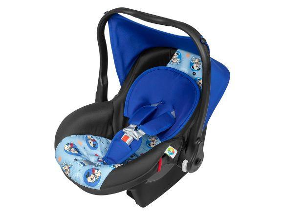 Bebê Conforto Tutti Baby Supreme 0 a 13 Kg Azul
