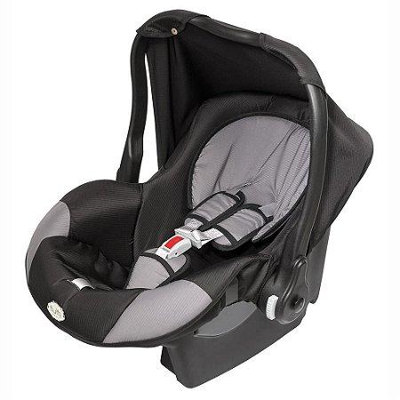Bebê Conforto Upper 0 a 13 Kg Tutti Baby Preto