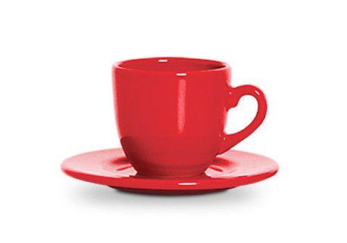 Xicara Café com Pires Standard - Scalla