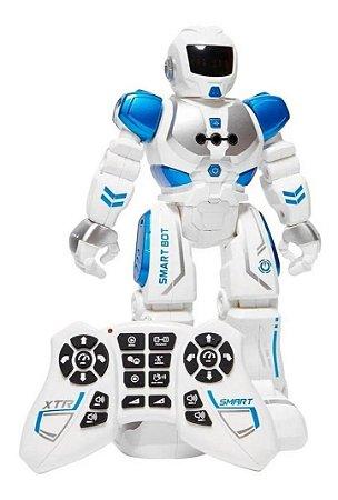 Boneco Robô Com Controle Remoto Barão - Infantil