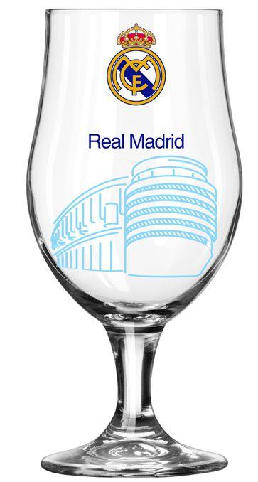 Taça Munique 380 Ml Real Madrid Estadio - Glob Import